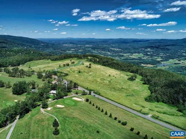 Lot 2 Howardsville Tpke, AFTON, VA 22920 (MLS #604051) :: KK Homes