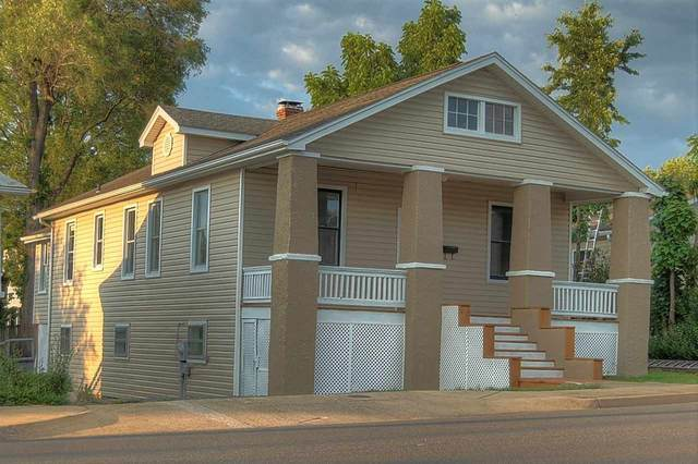 506 W Market St, HARRISONBURG, VA 22802 (MLS #604581) :: Real Estate III