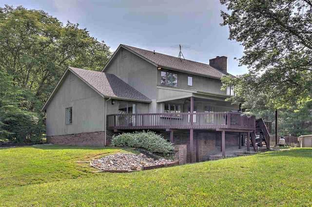 5286 Markwood Rd, Earlysville, VA 22936 (MLS #604817) :: Real Estate III
