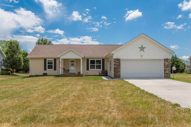 9360 Mcgaheysville Rd, Mcgaheysville, VA 22840 (MLS #605893) :: Jamie White Real Estate