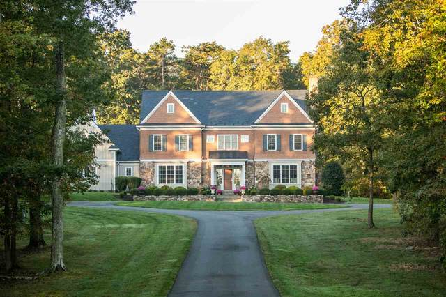 862 Club Dr, KESWICK, VA 22947 (MLS #606132) :: Real Estate III