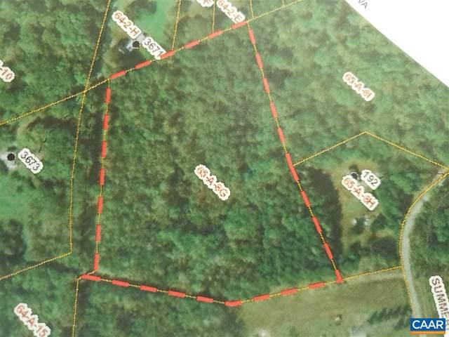8 Summerfields Ln, RUCKERSVILLE, VA 22968 (MLS #606265) :: Real Estate III