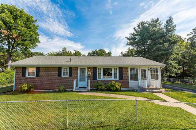 623 Spruce St, STAUNTON, VA 24401 (MLS #606427) :: KK Homes