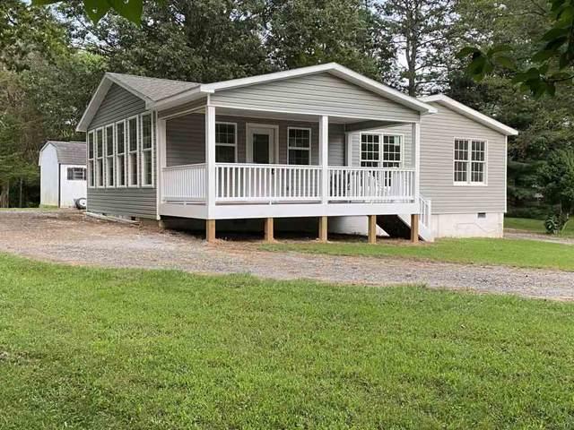 81 Fairview Rd, LOUISA, VA 23093 (MLS #606567) :: Real Estate III