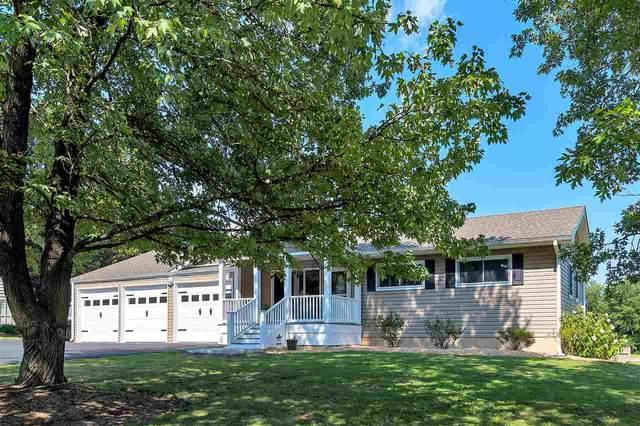 3353 Watts Passage, CHARLOTTESVILLE, VA 22911 (MLS #606730) :: Real Estate III