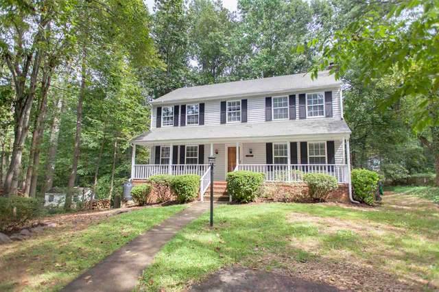 3153 Sagebrush Ct, CHARLOTTESVILLE, VA 22911 (MLS #606816) :: Real Estate III