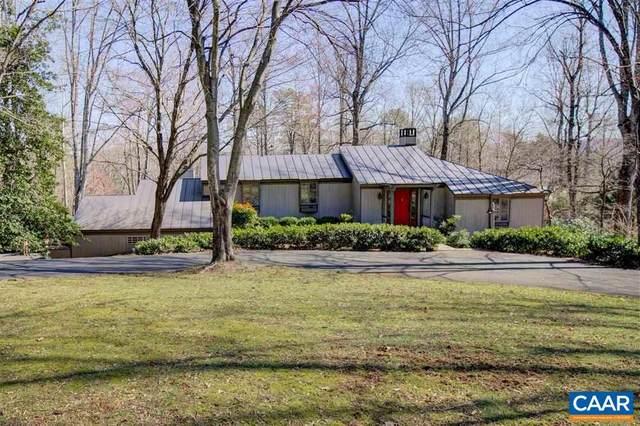 408 Ednam Dr, CHARLOTTESVILLE, VA 22903 (MLS #606879) :: KK Homes