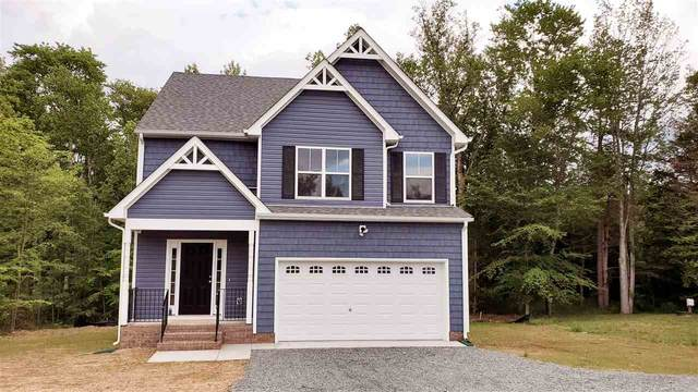 Lot 2 Weston Rd, LOUISA, VA 23093 (MLS #607107) :: Real Estate III