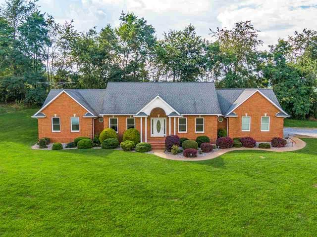 5115 Lee Jackson Hwy, GREENVILLE, VA 24440 (MLS #607109) :: KK Homes