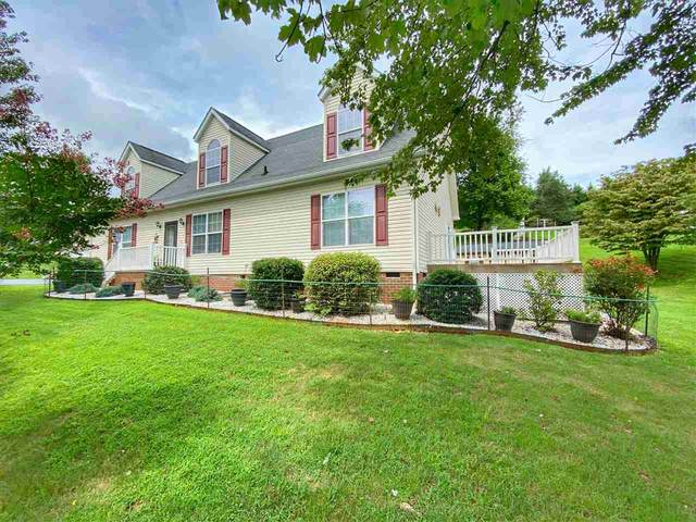 2425 Wakefield Rd, CHARLOTTESVILLE, VA 22901 (MLS #607254) :: Jamie White Real Estate