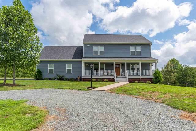 2030 Via Creek Dr, CHARLOTTESVILLE, VA 22903 (MLS #607305) :: Real Estate III