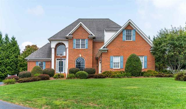 725 Pelham Finale, WAYNESBORO, VA 22980 (MLS #607790) :: Real Estate III