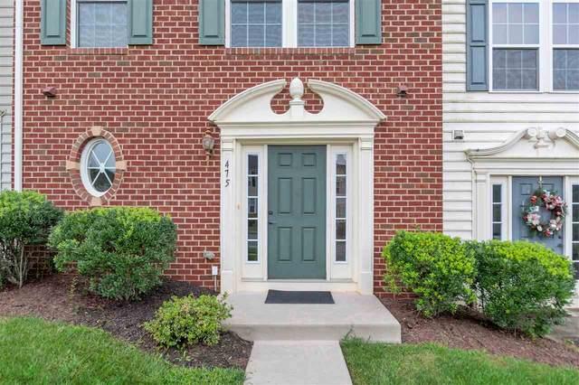 475 Rolkin Rd, CHARLOTTESVILLE, VA 22911 (MLS #607808) :: Real Estate III