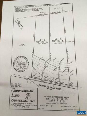 205 Hartmans Mill Rd #6, CHARLOTTESVILLE, VA 22902 (MLS #608100) :: Jamie White Real Estate