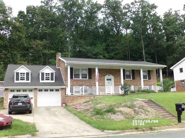 827 Paul St, STAUNTON, VA 24401 (MLS #608232) :: Jamie White Real Estate