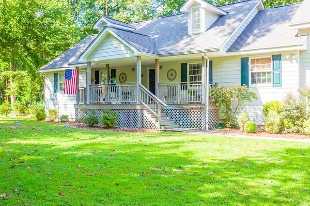111 Oyster Cove Lndg, Hartfield, VA 23071 (MLS #608335) :: Jamie White Real Estate