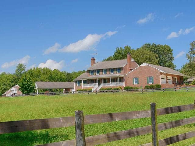 12433 Jefferson Hwy, MINERAL, VA 23117 (MLS #608343) :: Jamie White Real Estate