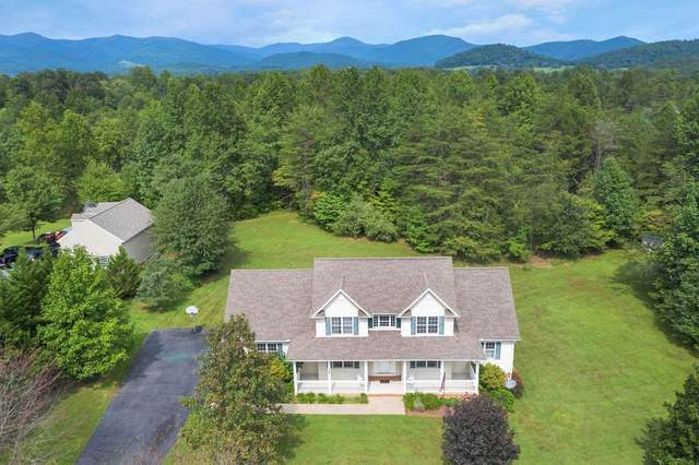 308 Mountainside Dr, STANARDSVILLE, VA 22973 (MLS #608638) :: Jamie White Real Estate