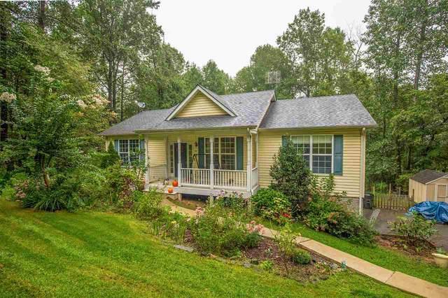 576 Greene Acres Rd, STANARDSVILLE, VA 22973 (MLS #608664) :: Jamie White Real Estate