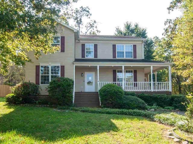 3209 S Chesterfield Ct, CHARLOTTESVILLE, VA 22911 (MLS #608810) :: Real Estate III