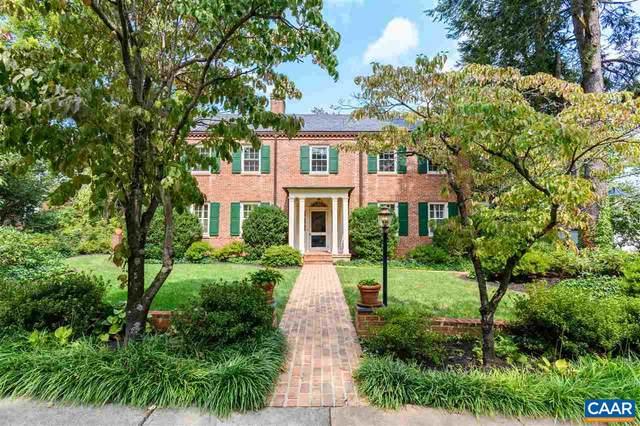 1931 Thomson Rd, CHARLOTTESVILLE, VA 22903 (MLS #608889) :: KK Homes