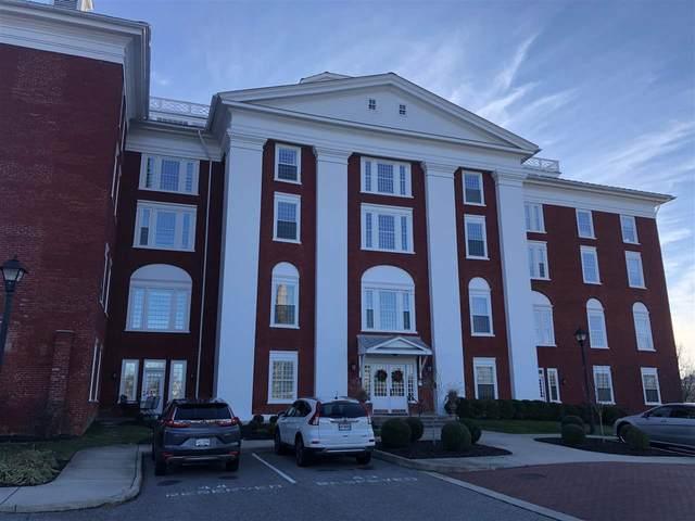 100 Village Dr #401, STAUNTON, VA 24401 (MLS #609218) :: KK Homes