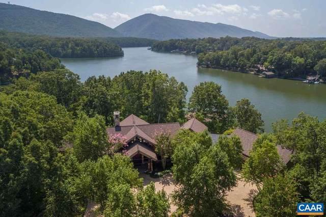 721 Gobbler Ridge Ln, Huddleston, VA 24104 (MLS #609371) :: Real Estate III