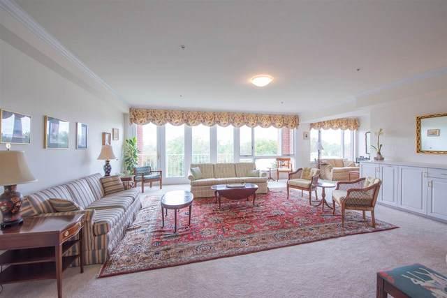 500 Crestwood Dr #1301, CHARLOTTESVILLE, VA 22903 (MLS #609839) :: KK Homes