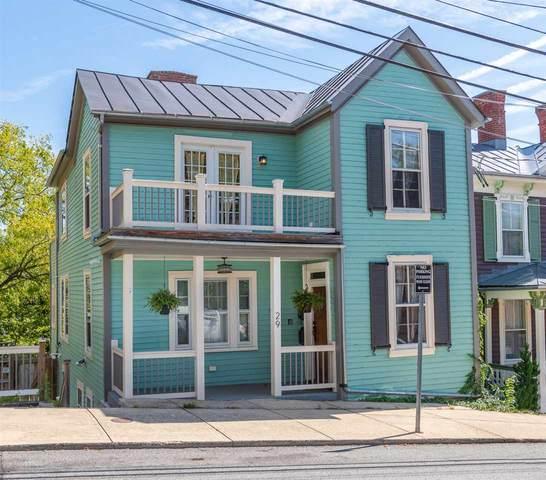 29 S Coalter St, STAUNTON, VA 24401 (MLS #609841) :: KK Homes