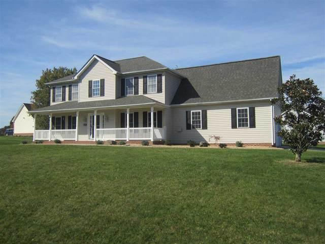 61 Emerald Heights Dr, Fishersville, VA 22939 (MLS #609903) :: KK Homes