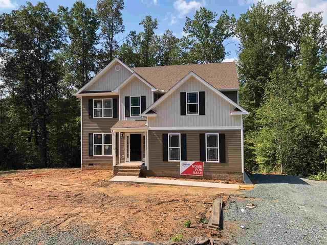Lot 62 Reed Creek Rd, LOUISA, VA 23093 (MLS #609908) :: Jamie White Real Estate