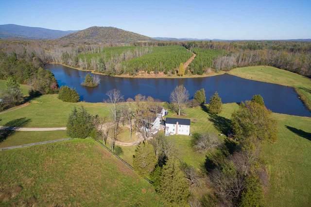 6591 Markwood Rd, Earlysville, VA 22936 (MLS #610431) :: Real Estate III
