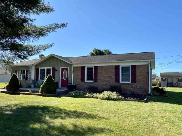 7483 Lilly Sq, Dayton, VA 22821 (MLS #611075) :: Jamie White Real Estate