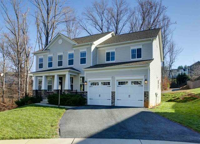 1412 Penfield Pl, CHARLOTTESVILLE, VA 22901 (MLS #611296) :: Real Estate III
