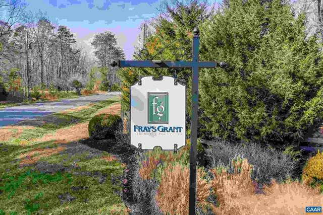 Lot 36 Frays Ridge Ct #36, Earlysville, VA 22936 (MLS #612501) :: Real Estate III