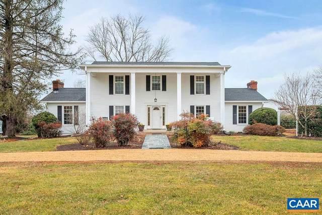 814 Woodlands Rd, CHARLOTTESVILLE, VA 22901 (MLS #612906) :: Real Estate III