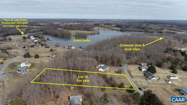 Lot 10 Mountain View Rd, MINERAL, VA 23117 (MLS #613121) :: Jamie White Real Estate