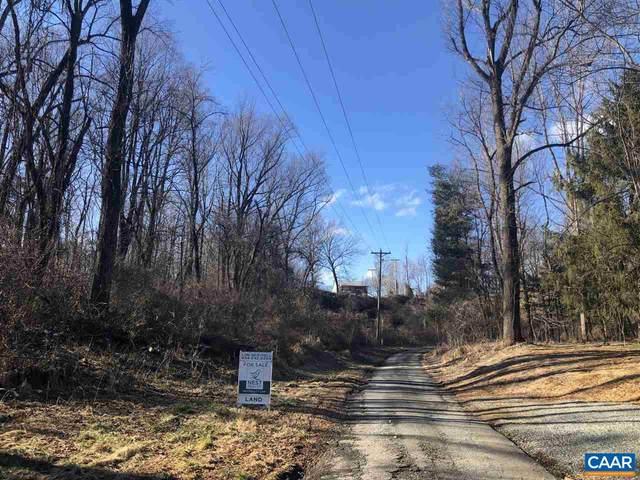 0 Red Hill Hts, CHARLOTTESVILLE, VA 22901 (MLS #613618) :: Jamie White Real Estate