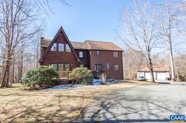 3687 Burnley Station Rd, BARBOURSVILLE, VA 22923 (MLS #613947) :: KK Homes