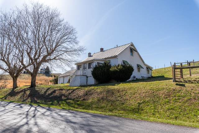 334 Poplar Hill Rd, LEXINGTON, VA 24450 (MLS #615018) :: Real Estate III
