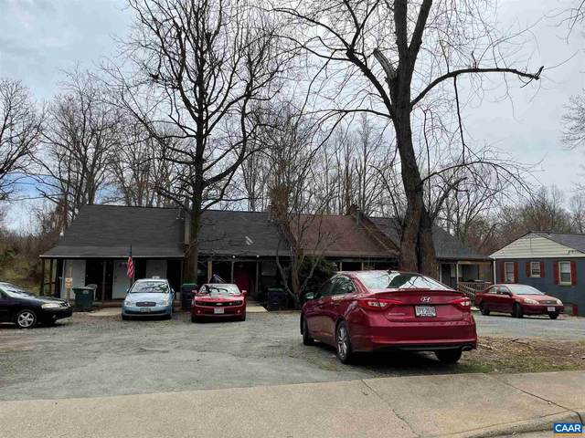 218 Stribling Ave 1 2 3 4, CHARLOTTESVILLE, VA 22903 (MLS #615319) :: Real Estate III