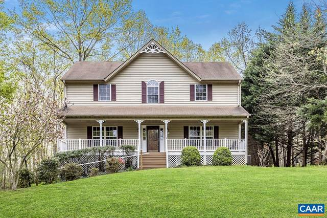 54 Willow Way Rd, BARBOURSVILLE, VA 22923 (MLS #615611) :: Jamie White Real Estate