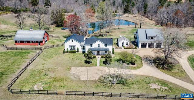 870 Millers Cottage Ln, Earlysville, VA 22936 (MLS #615627) :: Real Estate III