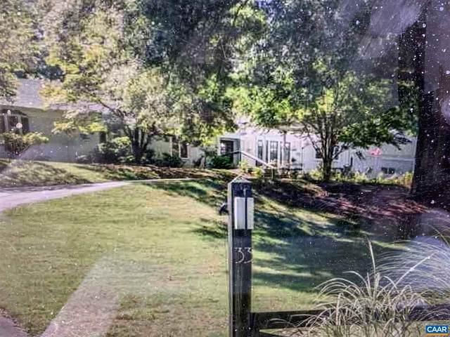 33 Canterbury Rd, CHARLOTTESVILLE, VA 22901 (MLS #616438) :: Real Estate III