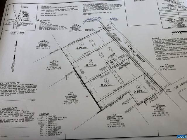 Lot 4 S Almond St, ORANGE, VA 22960 (MLS #616635) :: Jamie White Real Estate