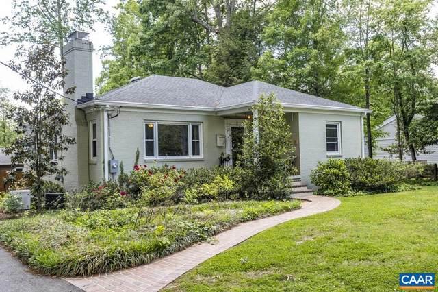 1602 Hardwood Ave, CHARLOTTESVILLE, VA 22903 (MLS #616796) :: Jamie White Real Estate