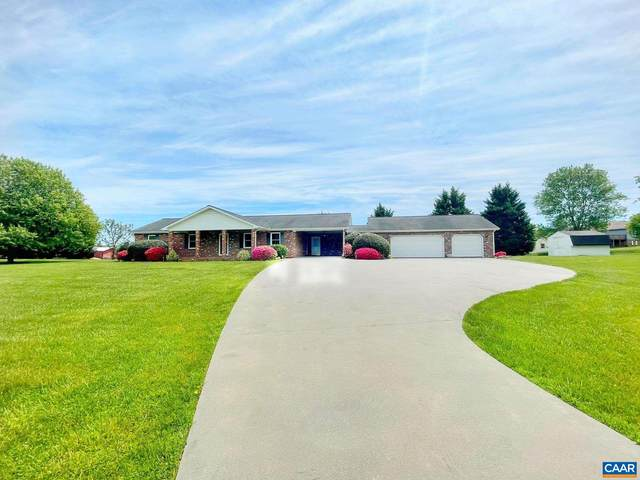 9960 Dyke Rd, STANARDSVILLE, VA 22973 (MLS #617204) :: Jamie White Real Estate