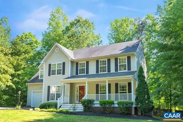 503 Jefferson Dr, Palmyra, VA 22963 (MLS #617765) :: Jamie White Real Estate