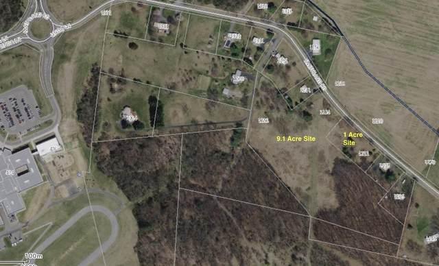 1231 Smithland Rd, HARRISONBURG, VA 22802 (MLS #618025) :: KK Homes