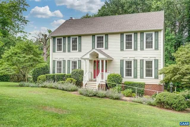 2165 Meadowfield Way, CHARLOTTESVILLE, VA 22911 (MLS #618084) :: Real Estate III